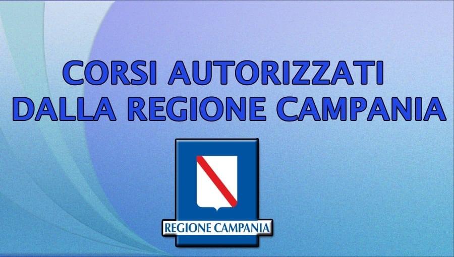 Corsi autorizzati dalla regione campania e formazione autorizzati dalla regione campania a Caserta