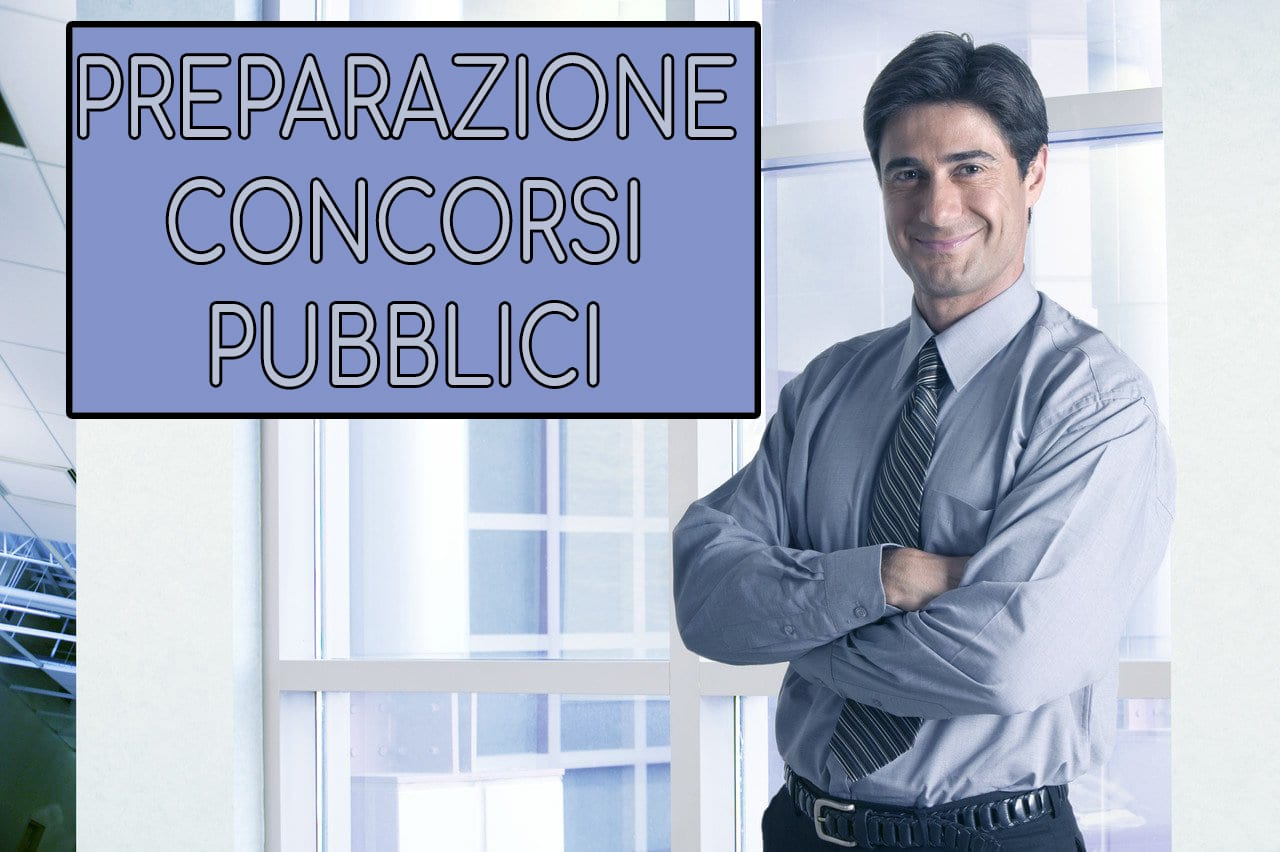 Preparazione concorsi pubblici a caserta